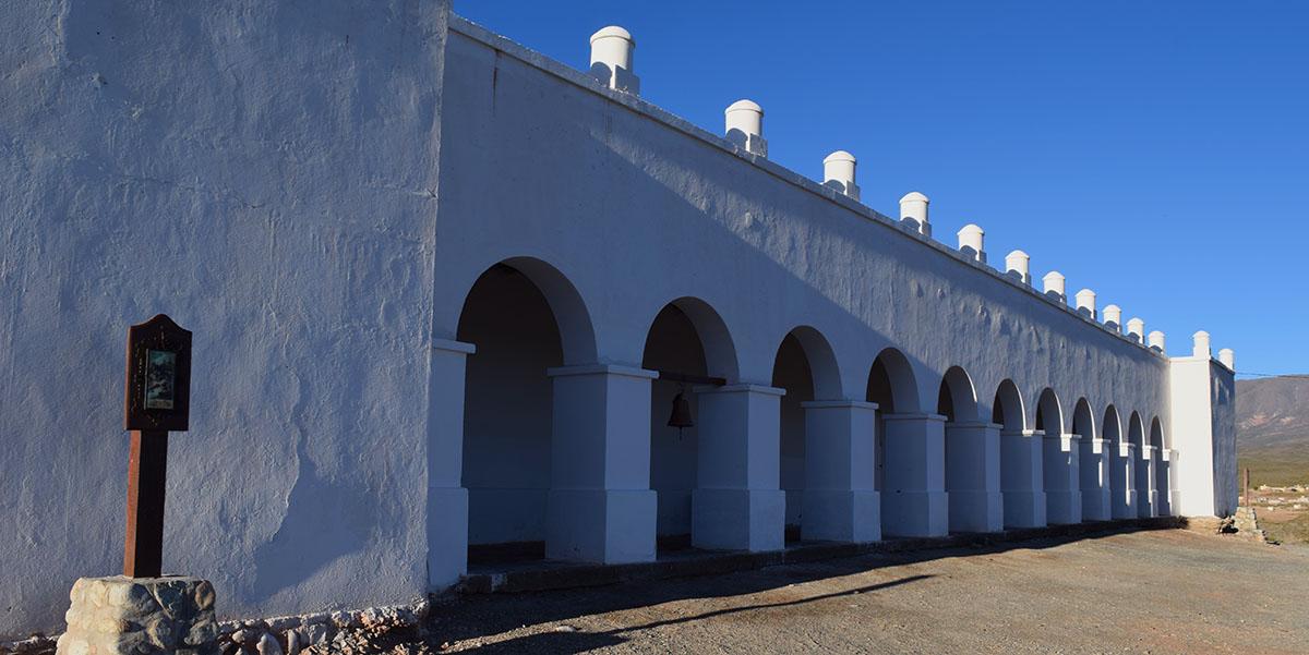 Cementerio de Cachi Salta
