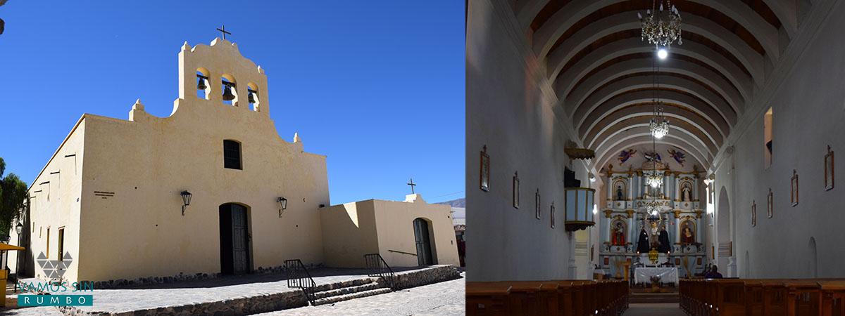 Iglesia de Cachi Salta
