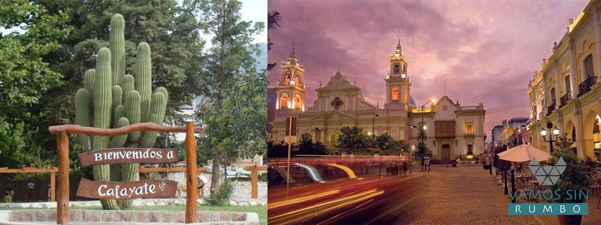 Iglesia y Plaza de Cafayate