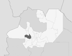 Mapa de Cachi
