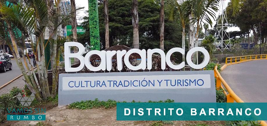 distrito barranco